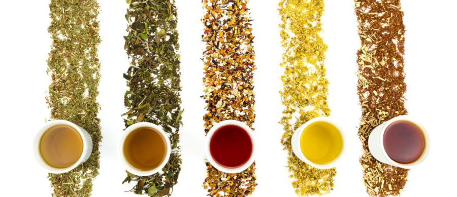 Diffe Types Of Herbal Teas Pearl