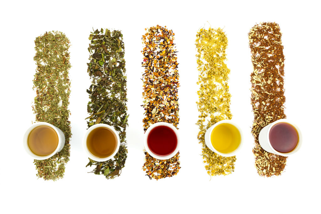 Acupuncture and Herbal Teas
