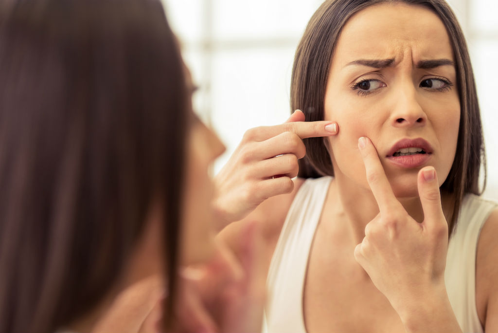 Acupuncture and Acne